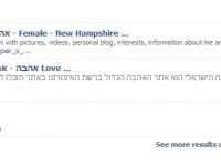 יחסי פייסבוק -בינג עלו מדרגה ב- 2010