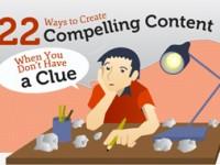 """INFOGRAPHIC | כתיבת תוכן: איך למצוא נושאים לכתיבה Creating great content"""